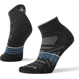 Smartwool PhD Outdoor Ultra Light Mini Socks Women Black Heather